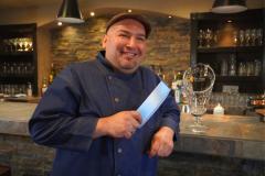 Chef Daniel Escalona