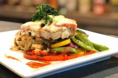 Tuna Steak & Veggies